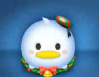 クリスマスドナルド顔