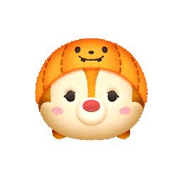 かぼちゃチップ顔