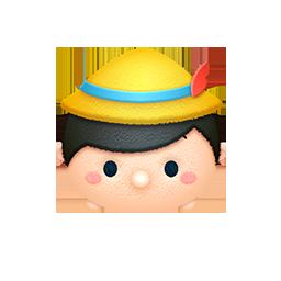 ピノキオ顔