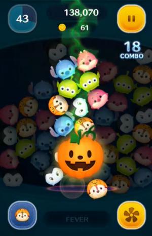 かぼちゃチップスキル3