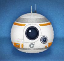 BB-8顔