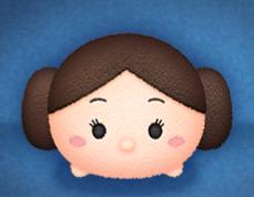 レイア姫顔